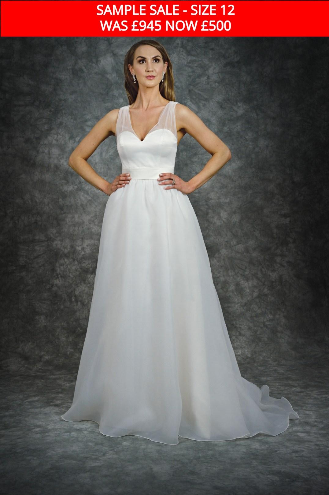 GAIA 1604 bridal gown sale