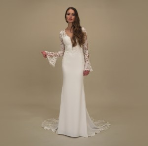 GAIA Levanto wedding gown