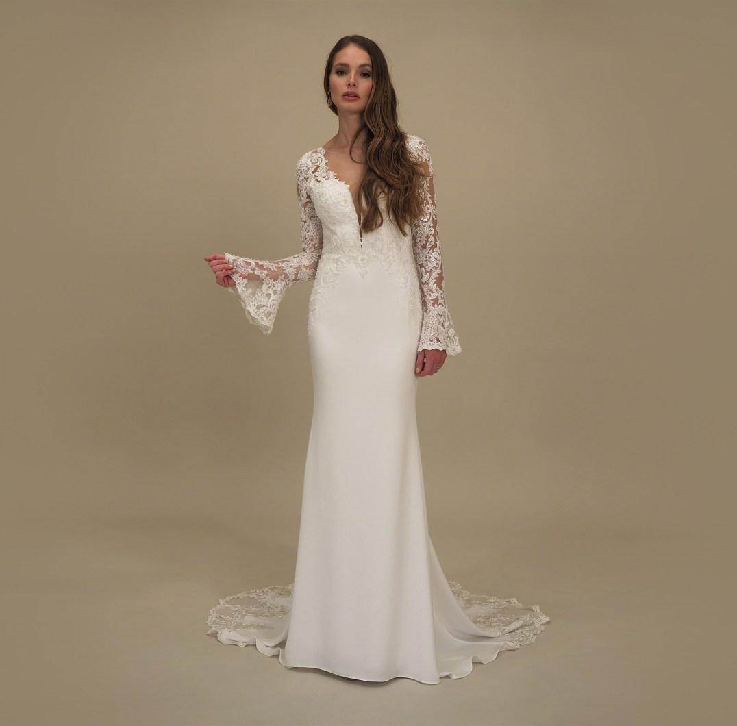 GAIA Levanto wedding gown