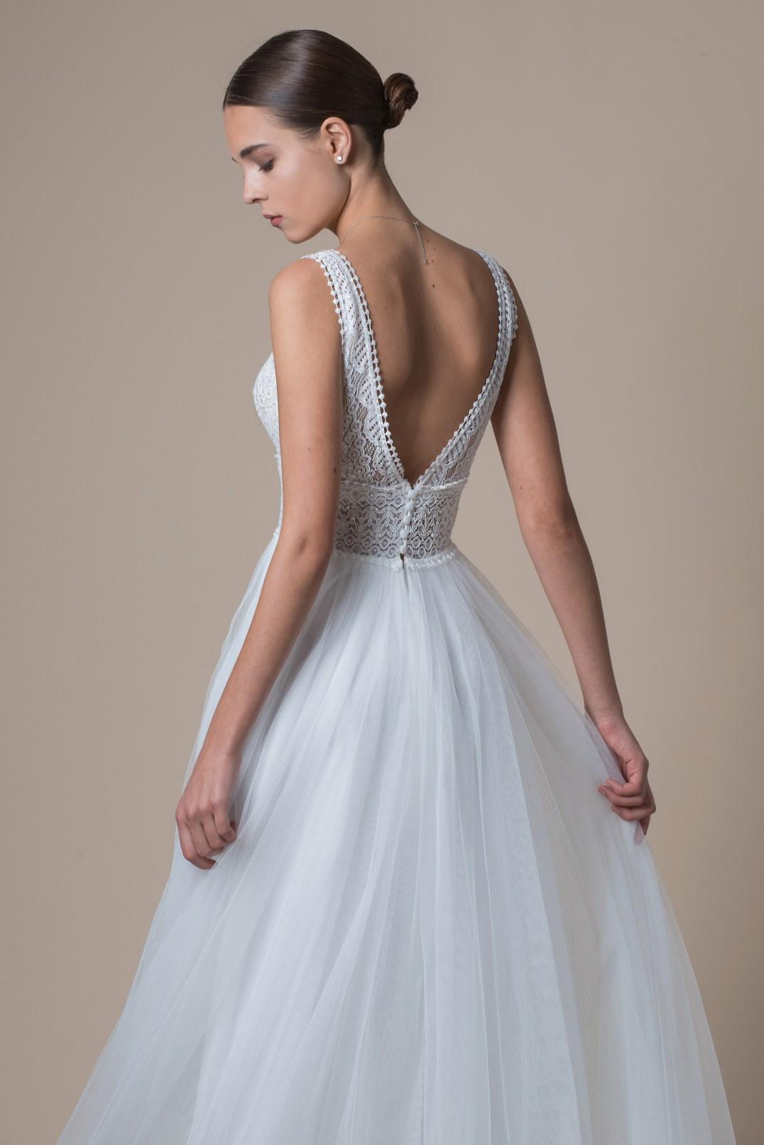 MiaMia McKenzie bridal gown