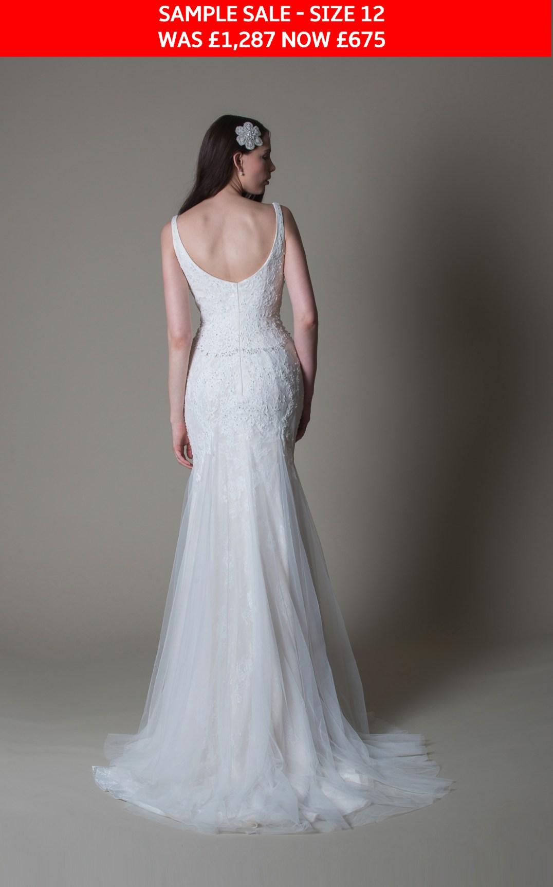 MiaMia Sophia bridal gown sample sale