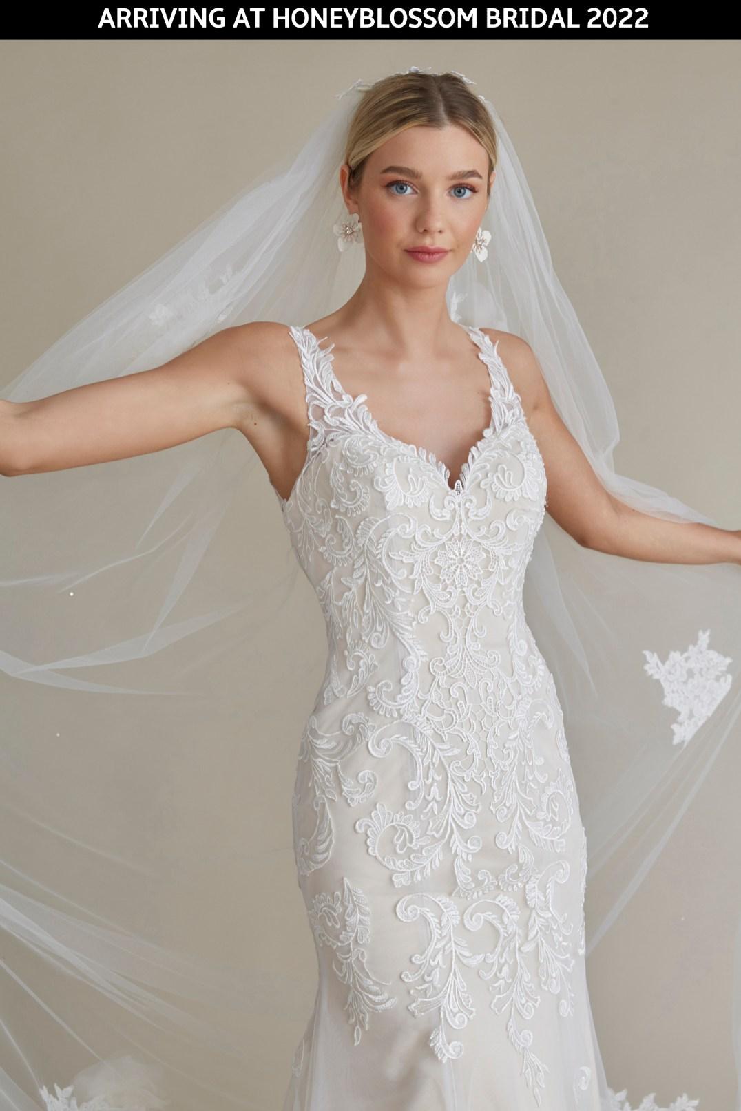 MiaMia Anya wedding dress arriving soon to Honeyblossom Bridal