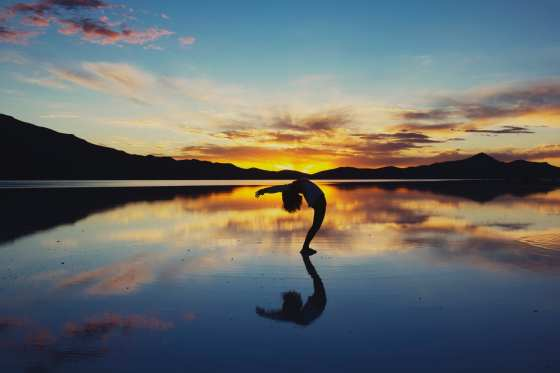 Wellness Wednesday: Terrible Reasons You Don't Practice Yoga Yet! by Niomi Lindfors
