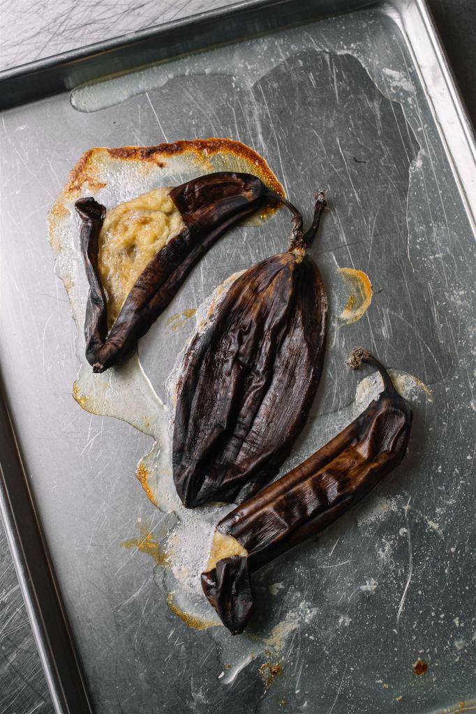Honey Child's creole — Roasted Bananas