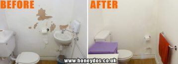 CLOAKROOM RENOVATION