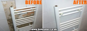 BATHROOM TILING REPAIRS