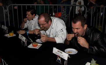 The Lucky Judges @ Taste of Miami 2015