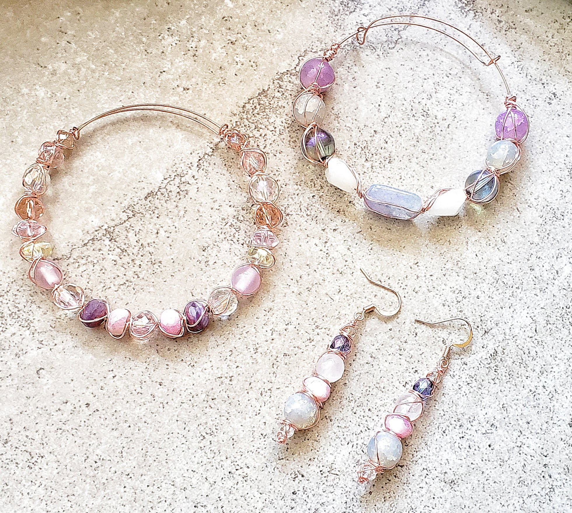 Making Jewelry - How I'm Keeping My Creative Juices Flowing
