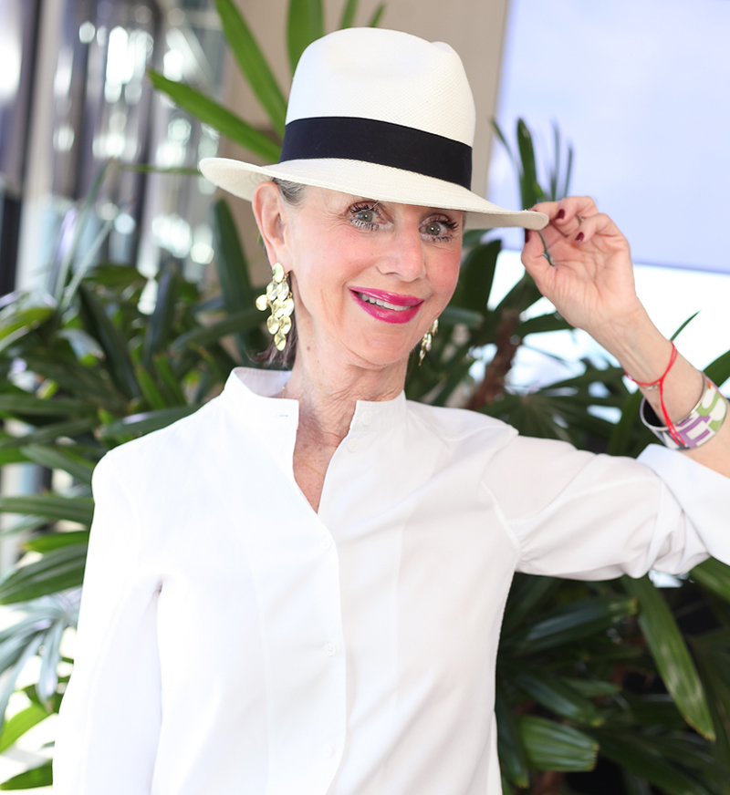 Honey Good gives her seven basic beauty tips for women over 50.