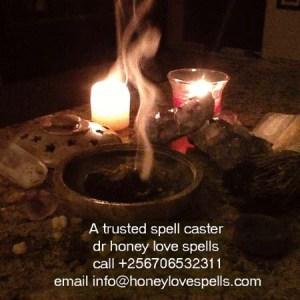 Traditional healer England UK