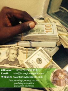 Powerful money spells in USA