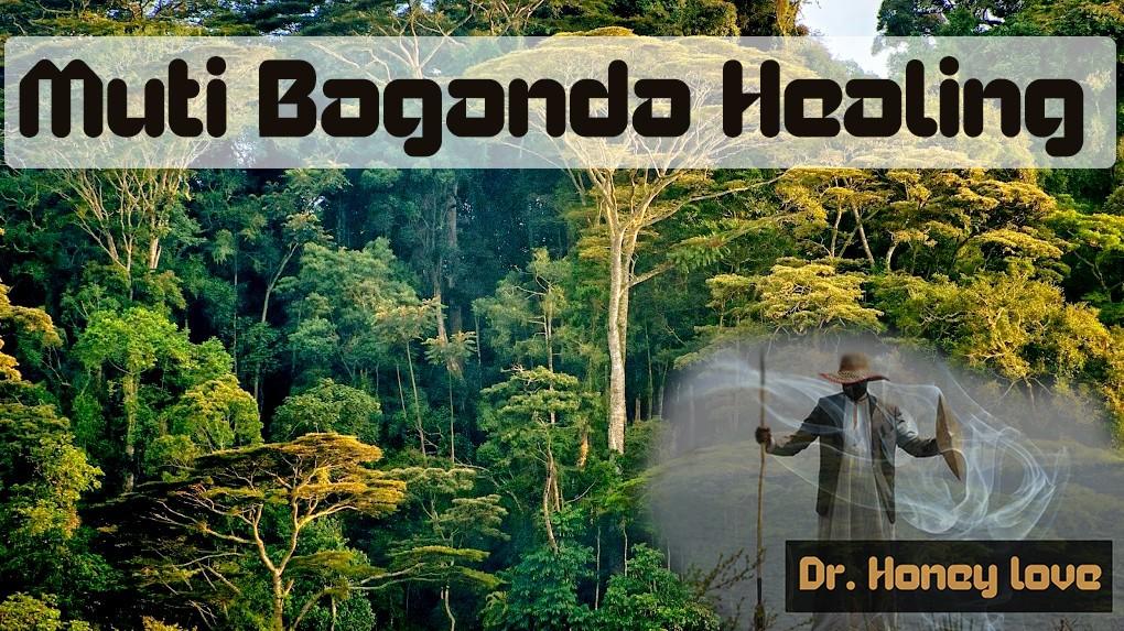 Muti Buganda healing