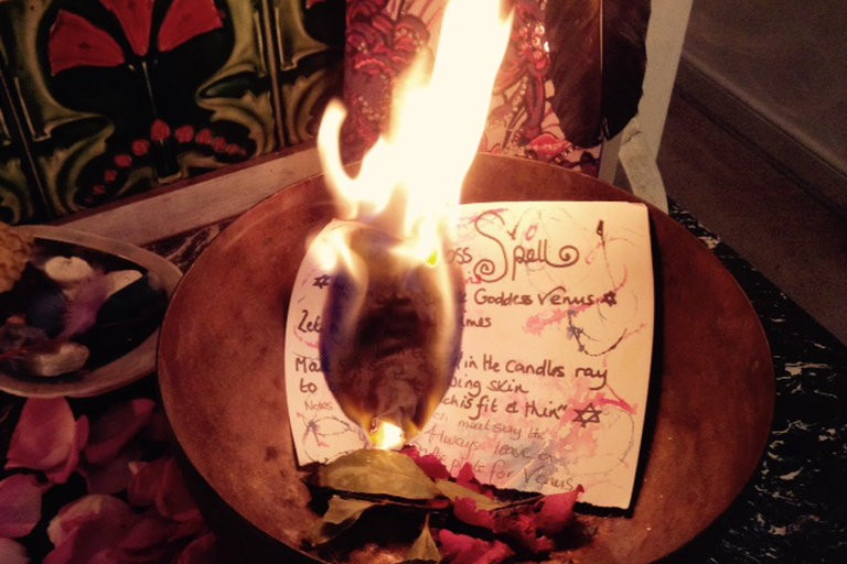 Egyptian Spells and Rituals
