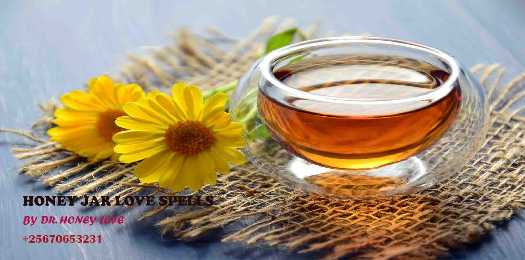 Read more about the article HONEY jar love spells