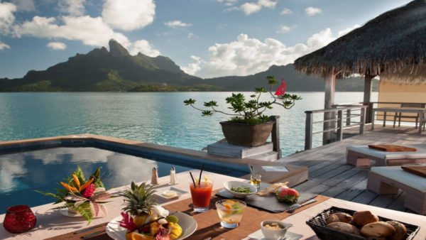 St Regis Bora Bora Honeymoon Resort