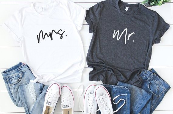 50 Fun Honeymoon T Shirts For Matching Couples