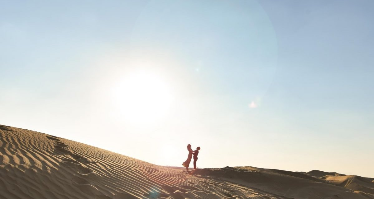 7 Romantic Things to Do in Dubai