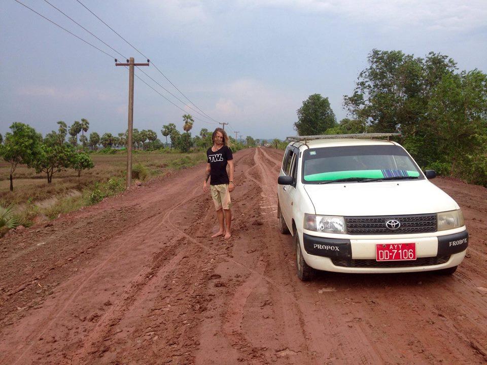 myanmar rural