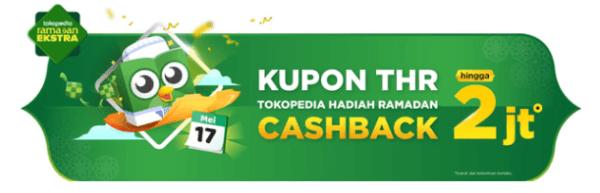 tokopedia thr promo belanja online menyerang - honeymoonjournal.com