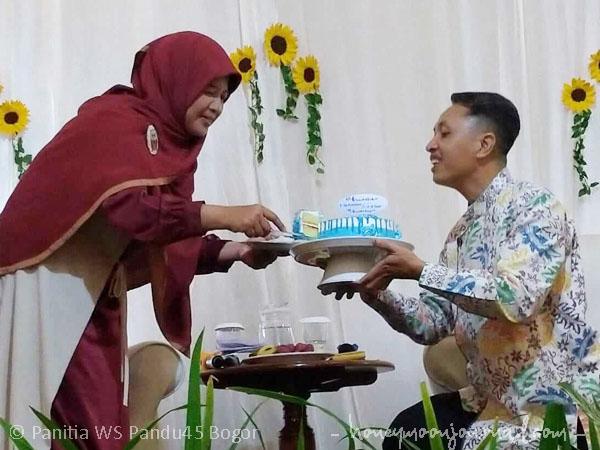 kue oleh oleh workshop pandu 45