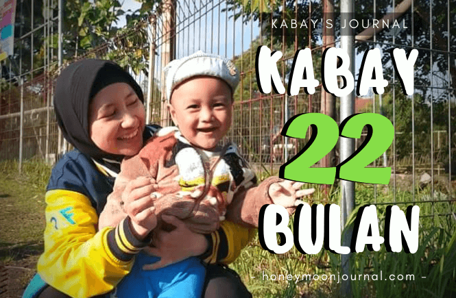 Kabay 22 Bulan honeymoonjournal