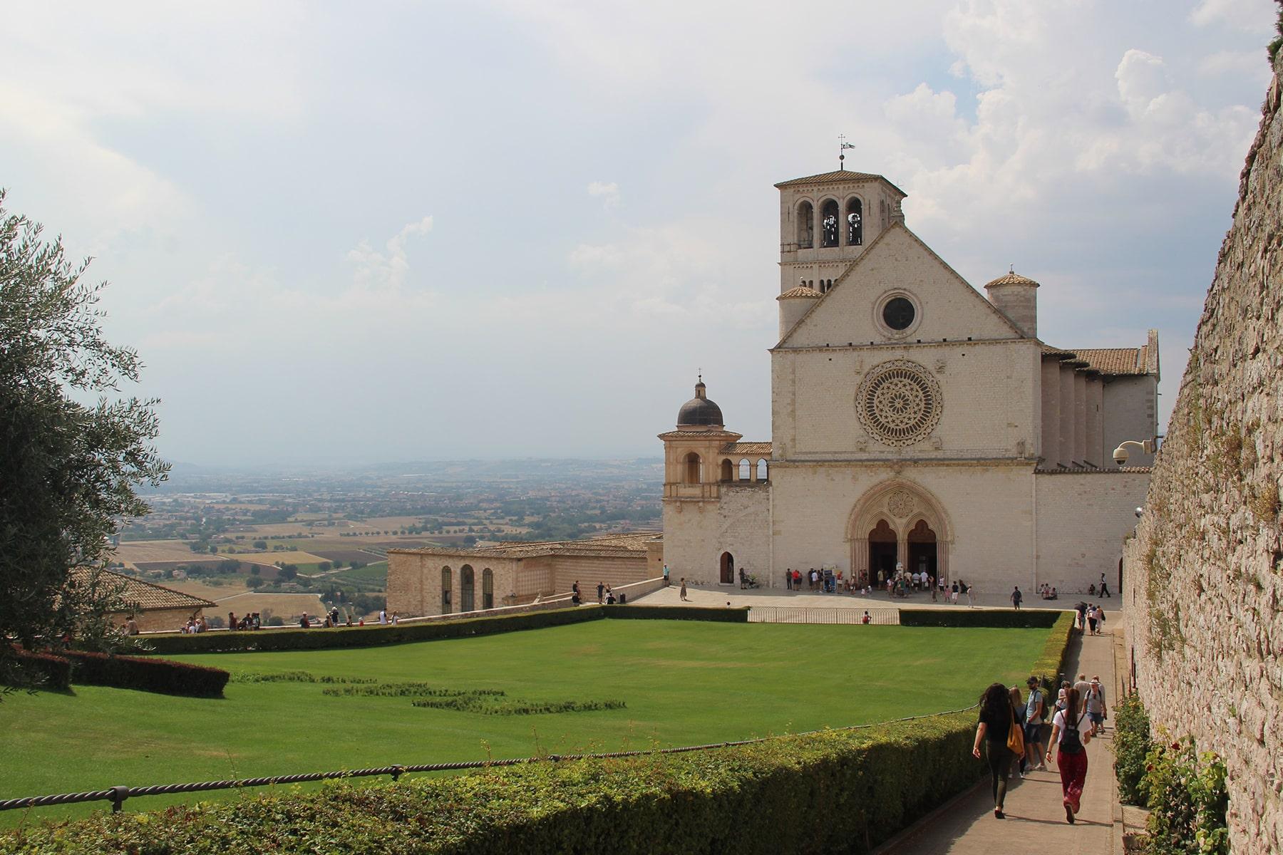 Basilica Saint Francis Assisi