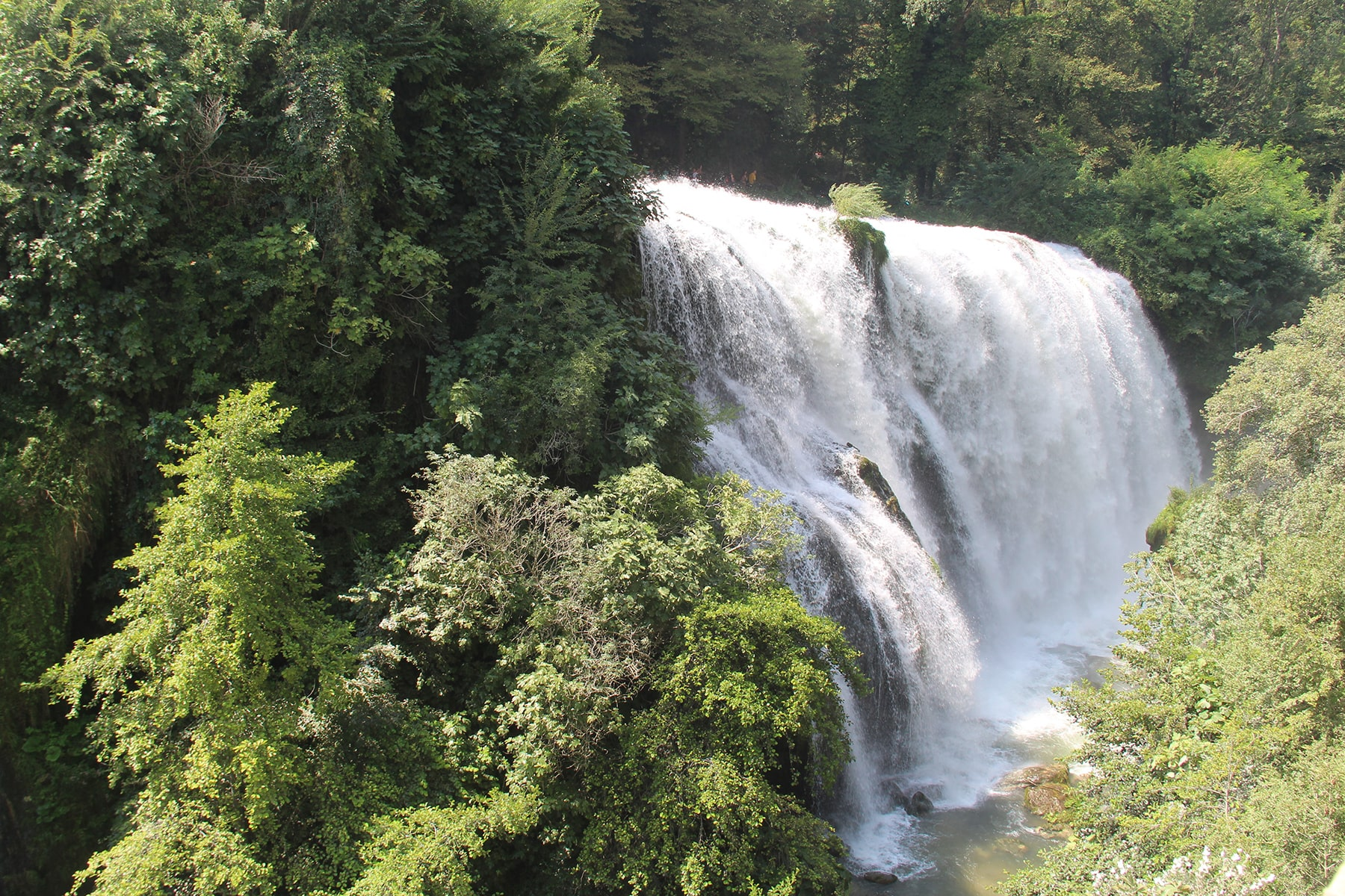 Cascate delle Marmore waterfalls