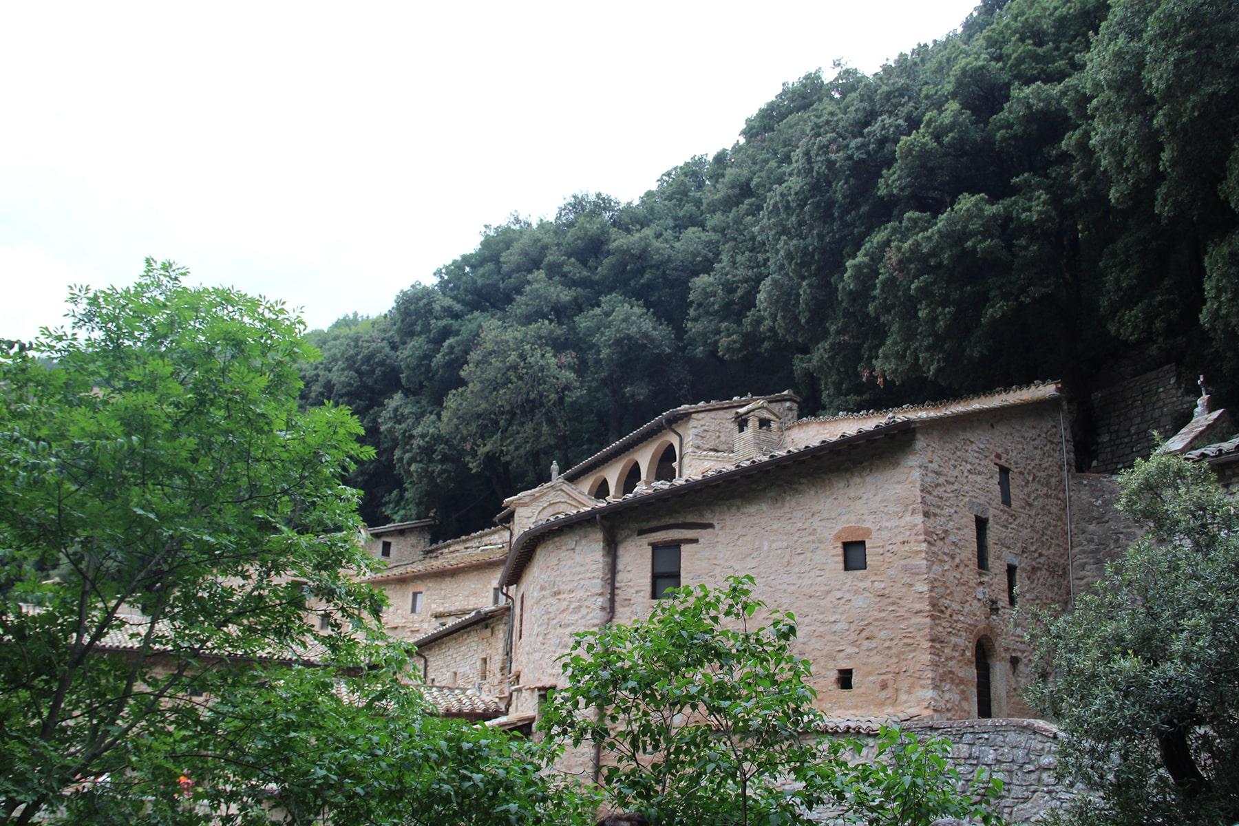Eremo delle carceri hermitage Assisi