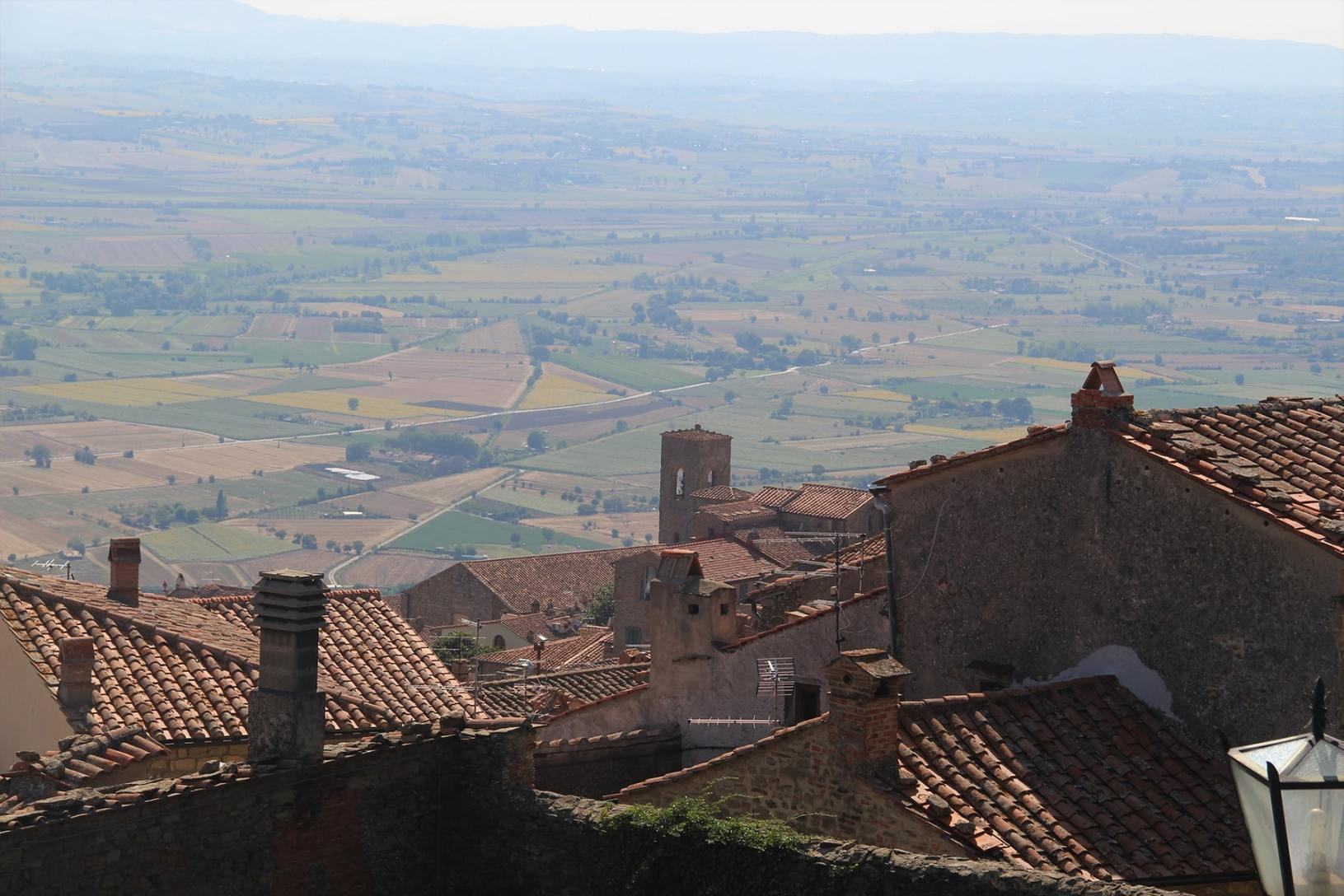 Rooftops of Perugia