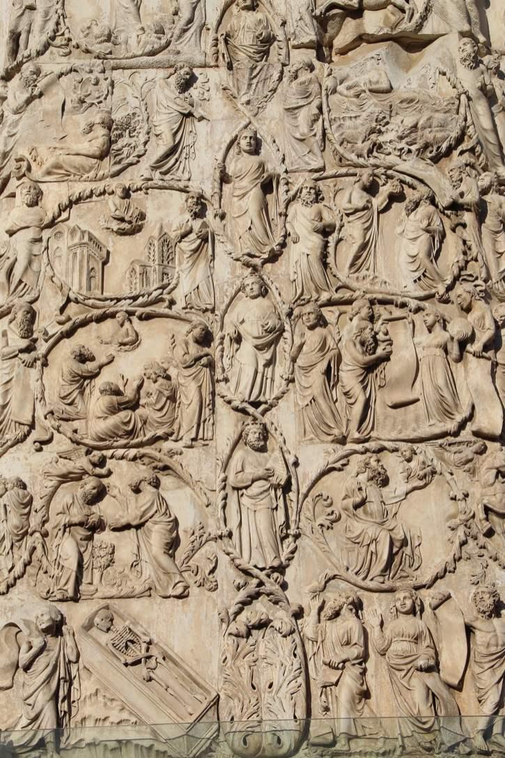 Tree of Jesse Orvieto Cathedral