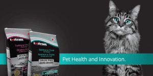 Nutram Grain-Free is a low glycemic diet, different than most conventional pet foods on the market. A low glycemic index helps control appetite, lowers the risk of metabolic diseases such as diabetes, and improves overall health and well-being