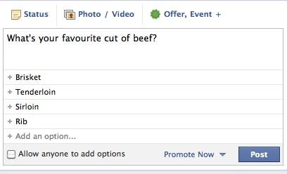 Favorite Cut of Beef