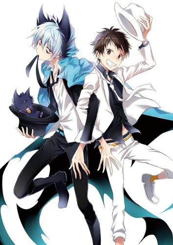Servamp Alice In The Garden : servamp, alice, garden, Servamp, -Alice, Garden-, Movie, Reveals, Trailer, Theme, Information!