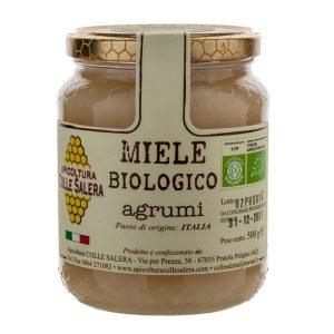 Honey the Brave - Apicoltura Colle Salera - Barattolo Miele Agrumi