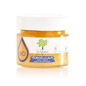 Honey the Brave - Apicoltura Le Querce - Barattolo Fiori delle Alpi