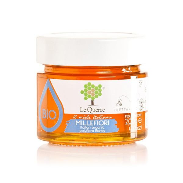 Honey the Brave - Apicoltura Le Querce - Barattolo Millefiori