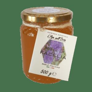 Honey the Brave - Azienda Apistica L'Ape nell'Orto - Barattolo Miele Facelia