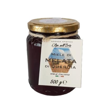 Honey the Brave - Azienda Apistica L'Ape nell'Orto - Barattolo Miele Melata di Quercia