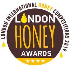 Honey the Brave - Logo Concorso London Honey Hawards 2019