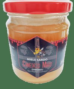 Honey the Brave - Azienda Apistica Roberto Arru - Miele di Camedrio Maro