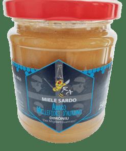 Honey the Brave - Azienda Apistica Roberto Arru - Miele di Millefiori d'Aututnno