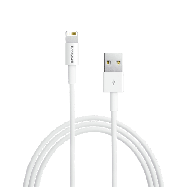 Charge & Sync Cable (Non-Braided) – White
