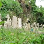 【#尋幽探秘:超過170年歷史的香港墳場】