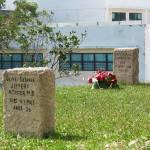 【#尋幽探秘:赤柱軍人墳場——各式墓碑、團徽】