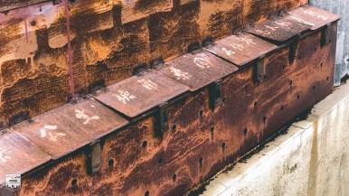 以前每條村只有一個信箱
