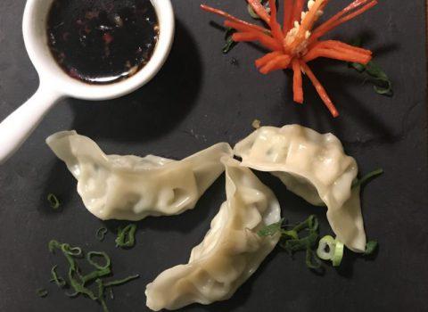 Asian dumpling (12 stuks)