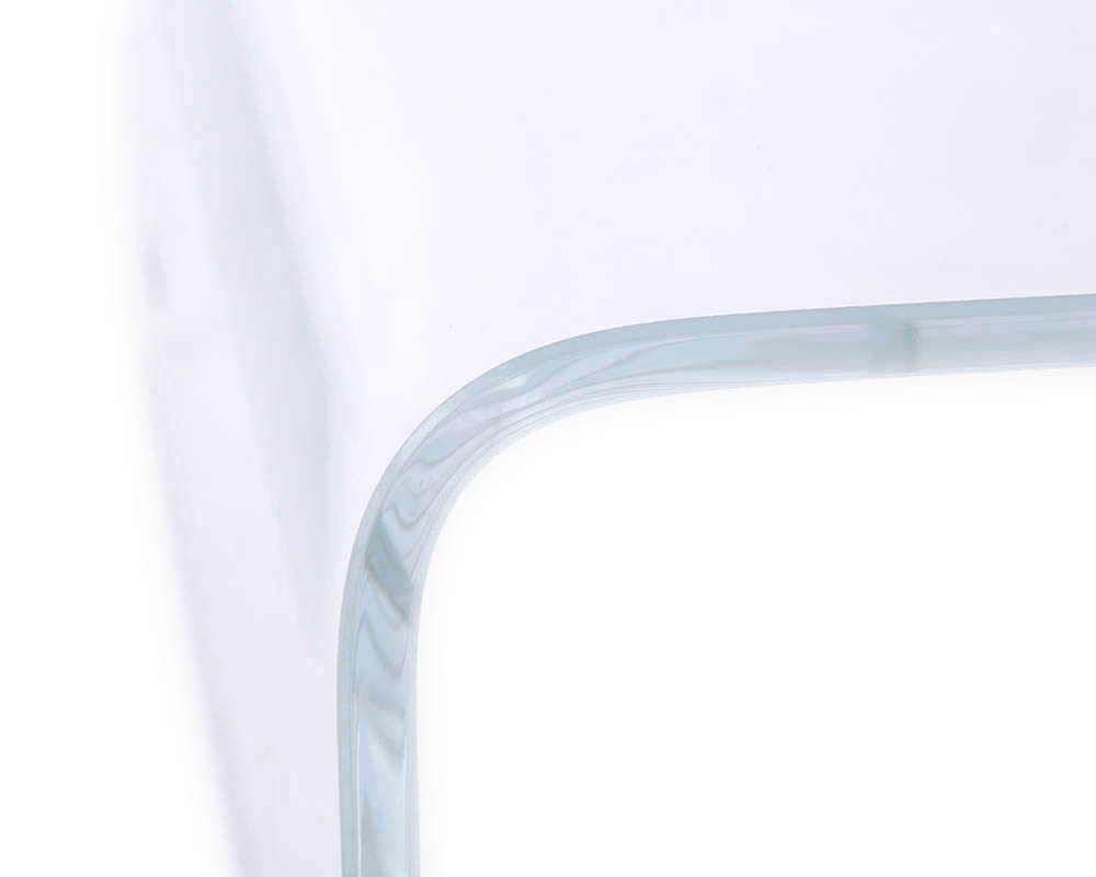 Small Radius Curved Glass  Hongjia Architectural Glass Manufacturer
