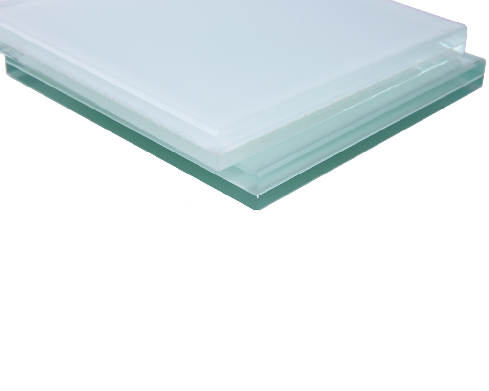 Frosted Laminated Glass  Hongjia Architectural Glass