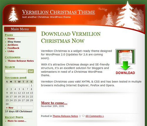 pulse2_Christmas_wordpress_themes
