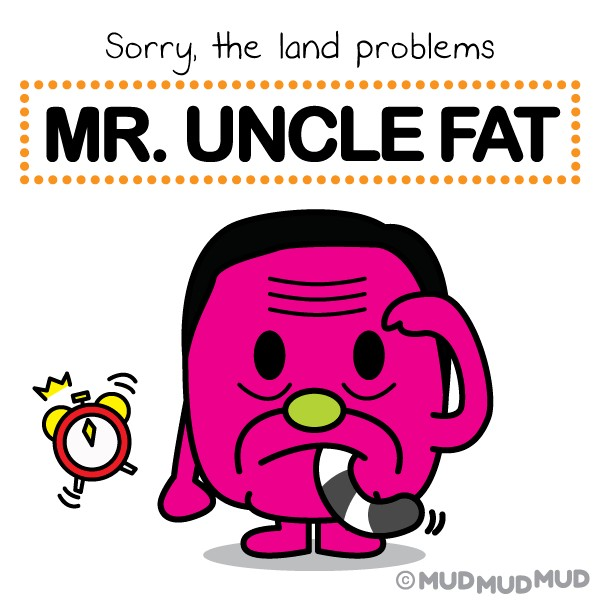 mr uncle fat